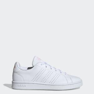 adidas Advantage Base Ee7510 White Women's Tennis Shoes ...