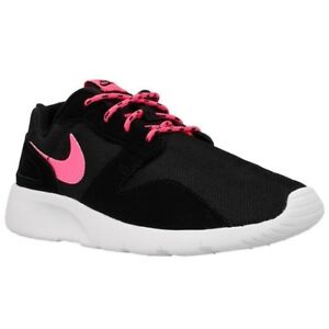 Details about Nike Kaishi (GS) Black Pink White 705492 001 Youth Girl's schuhe
