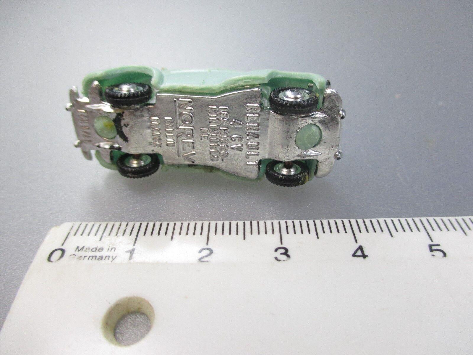 Norev    renault 4cv No. 531 scale 1 86, raras (pkw43) c0a8c0