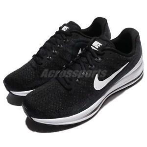pretty nice 902e0 6d262 Caricamento dell immagine in corso Nike-Air-Zoom-Vomero-13 -Black-White-Anthracite-