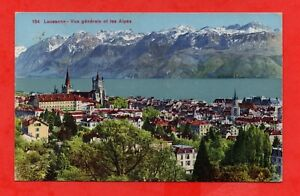 Switzerland - Lausanne - View General (B6438)