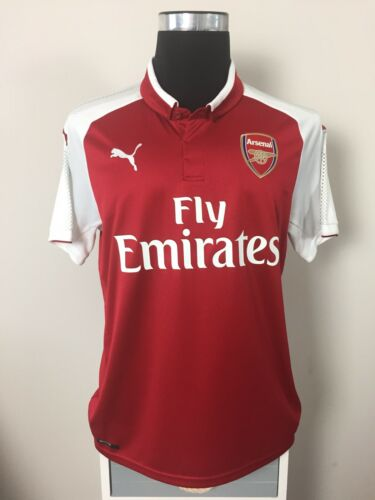 Arsenal Home Football Shirt Jersey 2017//18 L