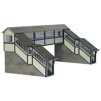 Parts & Accessories Metcalfe Po236 Twin Track Überzogen Fuß Brücke Karte Set Nenngröße 00 To Be Distributed All Over The World