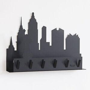 PORTACHIAVI-E-POSTA-DA-PARETE-MURO-034-NEW-YORK-034-FERRO-DESIGN-ARTI-E-MESTIERI-2556
