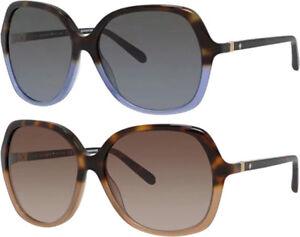 Kate Spade Jonell Women's Two-Tone Butterfly Sunglasses w/ Gradient Lens