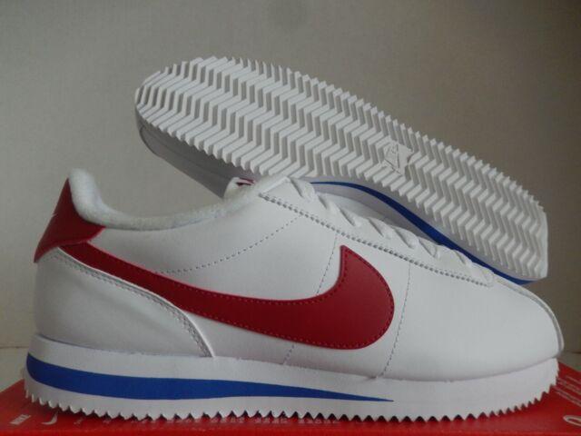 Nike Mens Cortez Basic Leather White
