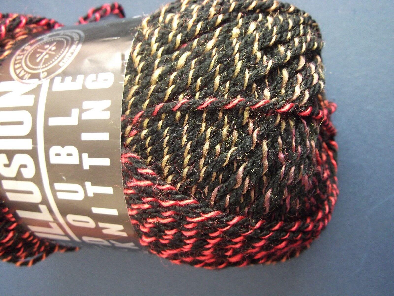5 x 100g Hayfield Illusion Double Knitting Wool//Yarn for Knitting//Crochet