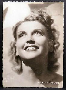 Jeanne-Hericard-Ak-Photo-Postcard-Photo-Postcard-Lot-6446