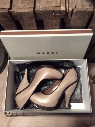 talon hautnouveau 5 chaussures ᄄᄂ avec talons Marni hauts 37 taille sdrhtQ