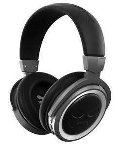 Wireless Headphones   Ghostek CANNON Open Back Headset Foldable Mic