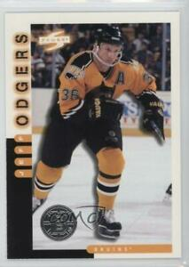 1997-98 Score Team Collection Boston Bruins Jeff Odgers ...Bruins Score