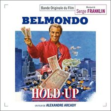 HOLD-UP / DERNIER ETE A TANGER (MUSIQUE DE FILM) - SERGE FRANKLIN (CD)