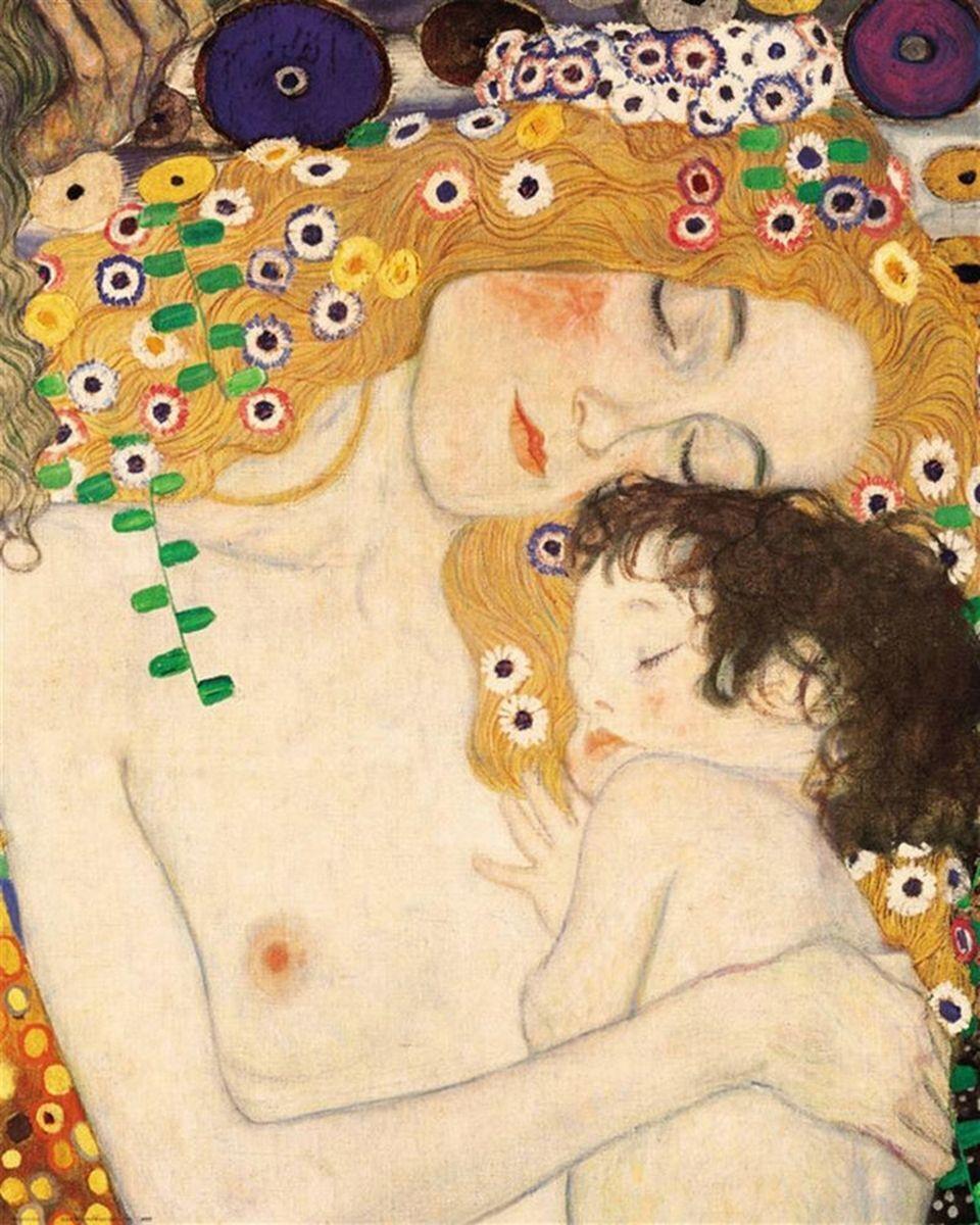 'Le tre età (dettaglio) quadro - Stampa d''arte su su su tela telaio in legno' | De Grandes Variétés  | Vente  | Belle En Couleurs  | Mode  2ba521