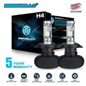 2X-H4-9003-2100W-315000LM-CSP-LED-Conversion-Car-Headlight-Kit-Hi-Low-Beam-6000K
