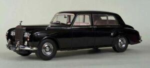 Rolls-Royce-Phantom-V-RHD-039-64-negro-escala-1-18-Modelo-de-Coche-Paragon