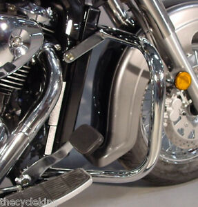 How To Install Freeway Bars On A Yamaha V Star