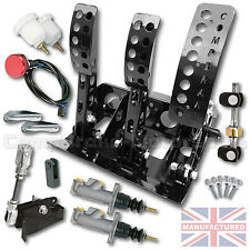 BMW E30 Remote Hydraulic Floor Mounted CABLE PEDAL BOX + KIT A CMB6051-CAB-KIT