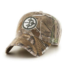 571f22cea634e9 item 3 Pittsburgh Steelers 47 Brand Clean Up Hat Adjustable Cap RealTree  Ice -Pittsburgh Steelers 47 Brand Clean Up Hat Adjustable Cap RealTree Ice