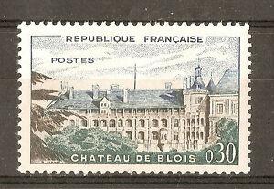 Francia ( France ) : 1960 Chateau De Blois ( Mnh ) Nourrir Les Reins Soulager Le Rhumatisme
