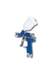 Devilbiss Compact Mini Hvlp Gravity Comm Hs1 10dpc New
