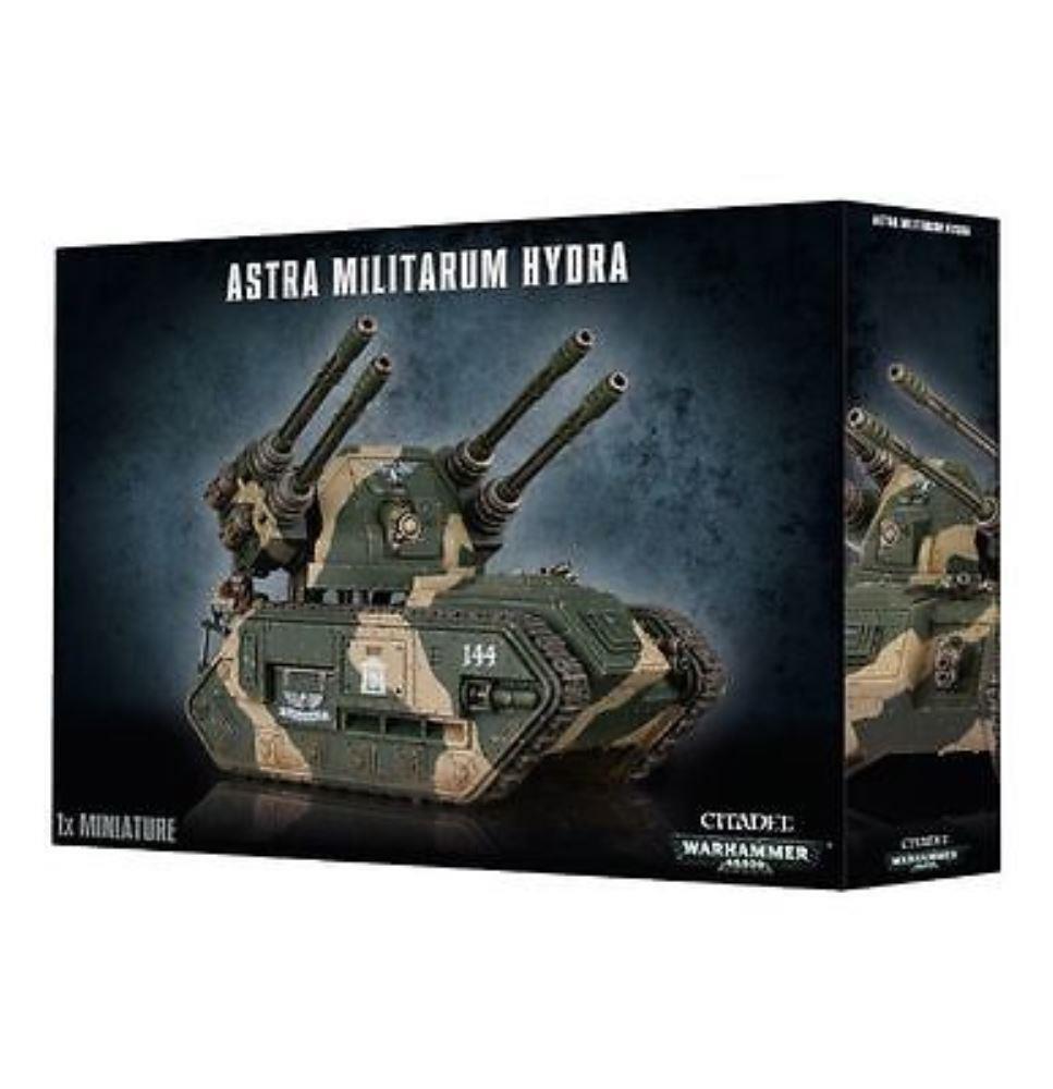 Warhammer 40,000 Astra Militarum Hydra by Games Workshop GAW 47-21
