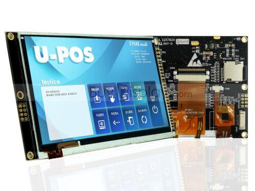 "5/""TFT LCD Display Capacitive Touchscreen 480x272 w//RA8875,Pin Header,Tutorial"