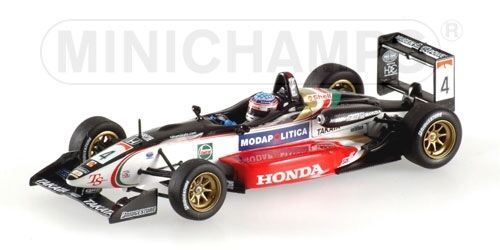 Dallara Mugen F301 T. Sato Winner Zandvoort Master 2001 1:43 Model MINICHAMPS