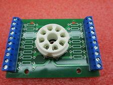 1SET Octal tube test diy Experiment prototyping pcb for EL34 6SN7GT KT88 6V6 GZ3