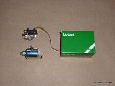 GENUINE LUCAS Points Condenser SET BSA '64-'67 250 350 441 C15 B40 B44 Victor