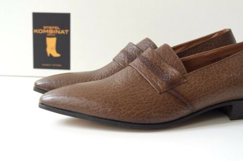 Chaussures Meisterschuhe Vintage Nos Slipper Chaussures basses Rheinberger True Rockabilly FERqdwv