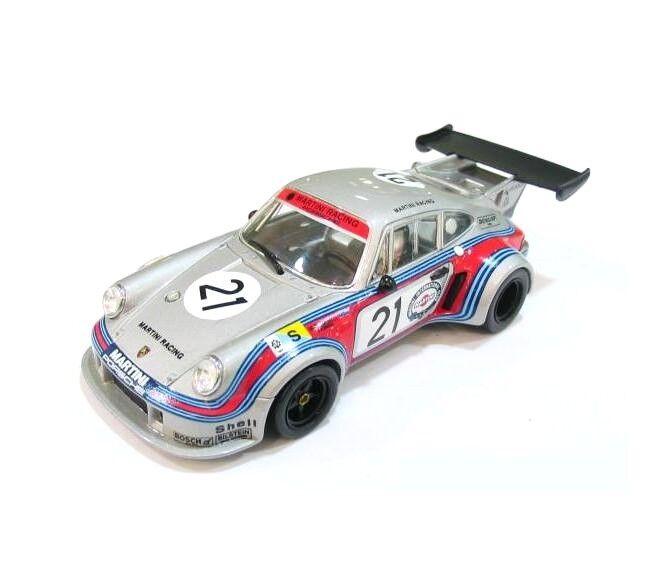 Porsche 911 RSR Turbo 1974 LM S  21 Martini 43535 Ebbro 1 43 NEW in a Box  RARE