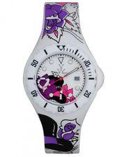Toy Watch Jelly Tattoo White Skull Theme Women's Watch JYT02WH