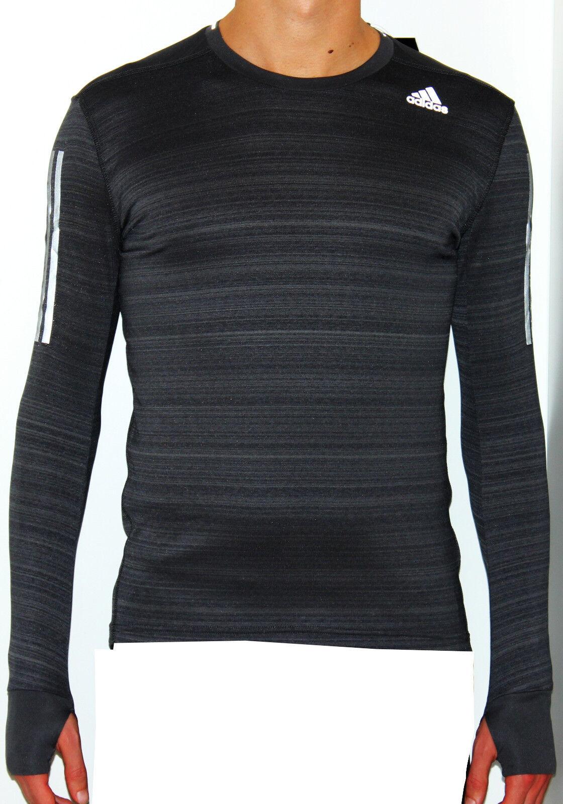 Adidas Climacool Jogging Fußball Langarmshirt mit Daumenöffnung S16240 Gr. S-XL