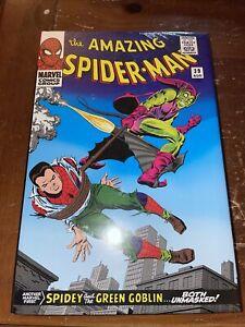 AMAZING SPIDER-MAN OMNIBUS VOL #2 HARDCOVER Romita VARIANT Marvel Comics HC
