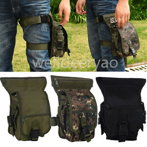 Image Is Loading Men 039 S Nylon Tactical Outdoor Camping Thigh