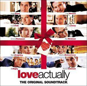 Love Actually Soundtrack CD Neu 2003