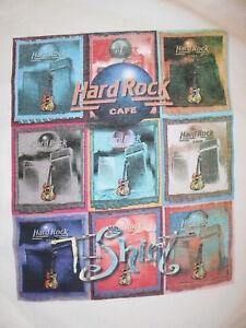 b572da13 HARD ROCK CAFE SKYDOME TORONTO T SHIRT Defunct Closed Canada vtg 90s ...