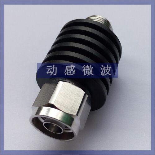 N Male to N Female connector DC-3GHz 10W watt 10dB Coaxial Power Attenuator # GY