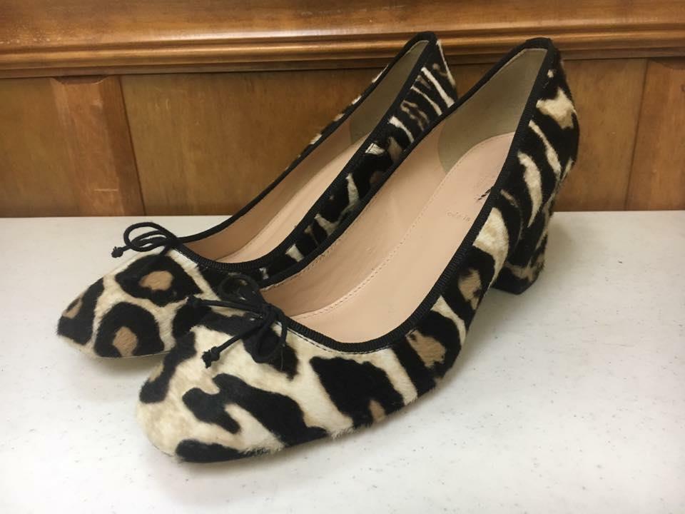 stanno facendo attività di sconto JCrew  298 298 298 Sophia Pumps in Calf Hair 8 Heels F7999 scarpe NWOB  molto popolare