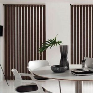 Blackout-Dark-Brown-Made-To-Measure-Vertical-Blind-Best-Price-Full-Blind
