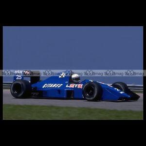 pha-015015-Photo-LIGIER-FORD-JS33-RENE-ARNOUX-GP-GRAND-PRIX-F1-BRAZIL-1989-Car