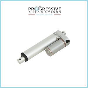 Progressive Automations Mini Tube Actuator 18 inch stroke 33 lbs force 12VDC