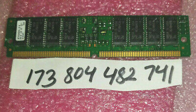 16MB EDO MEMORY NON-PARITY 60NS SIMM 72-PIN 5V 4X32 GOLD LEADS