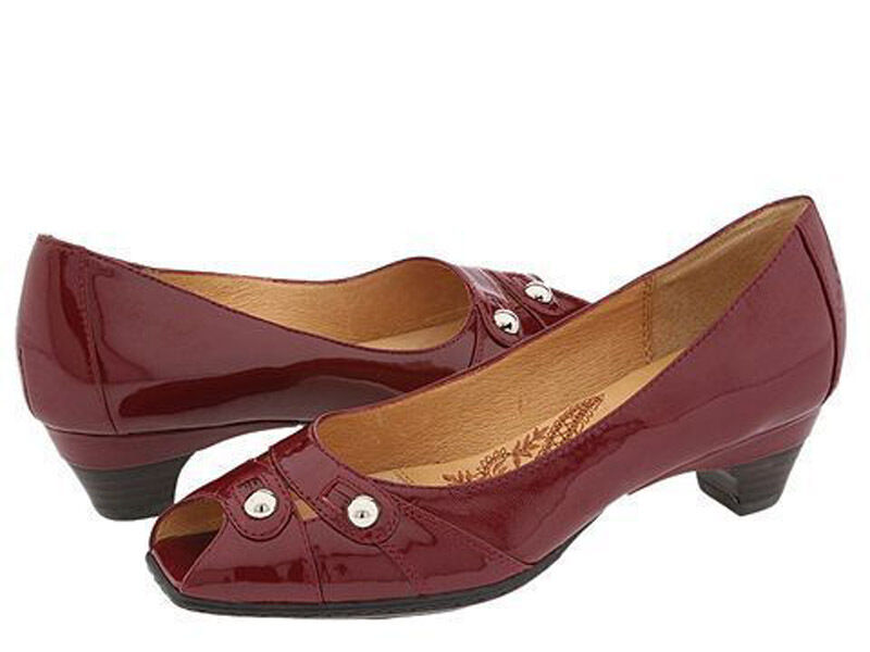 New Sofft Patent simone women's  shoes size 6 0