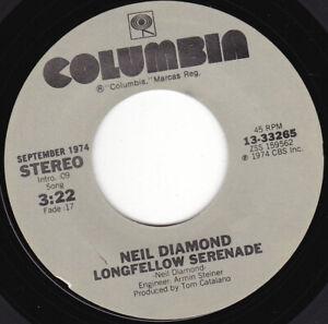 NEIL-DIAMOND-Longfellow-Serenade-7-034-45