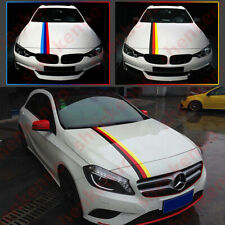 Pair Germany German Flag Decal Sticker Car Vinyl Reflective Glossy pick size a