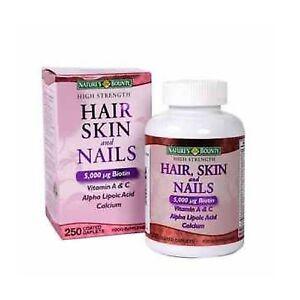 vitamina para las unas y cabello