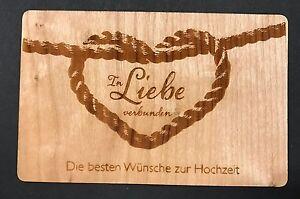 Grusskarte-aus-Holz-Geschenkkarte-Karte-in-Liebe-verbunden-034-ZUR-HOCHZEIT-034