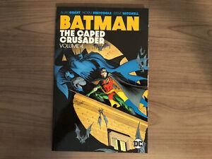 BATMAN THE CAPED CRUSADER VOL 4 NEW TPB RARE DC COMICS ALAN GRANT GRAPHIC NOVEL