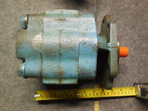 Permco PEK-17 Dump Pump 16 GPM 1200 RPM OD Shaft...